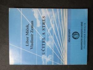 náhled knihy - Učitel a stres