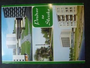 náhled knihy - Pozdrav ze Slezska - Hrabyně, Rehabilitační středisko, Ostrá Hůrka - Hrabyně