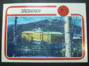 náhled knihy - Jáchymov - Sanatorium, M. Curie Sklodowské - Radiumpalace