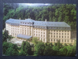 náhled knihy - Jáchymov - Lázeňský ústav Marie Curie-Sklodowské