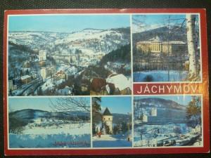 náhled knihy - Krušné hory - Jáchymov