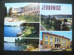 náhled knihy - Jedovnice - obec a známé rekreační středisko v okrese Blansko