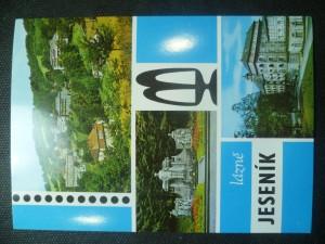 náhled knihy - Lázně Jeseník - lázeňské budovy, Priessnitzův pomník, Priessnitzovo sanatorium