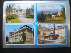 náhled knihy - Čs. státní lázně Jeseník