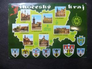 náhled knihy - Pozdrav z Jižních Čech