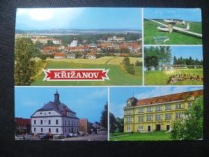náhled knihy - Českomoravská vrchovina - Křižanov