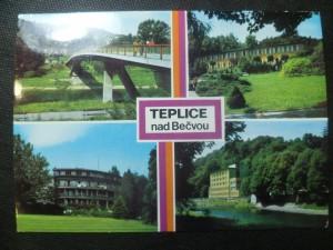 náhled knihy - Čs. státní lázně Teplice nad Bečvou