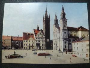 náhled knihy - Klatovy - renesanční radnice a Černá věž a barokní chrám P. Marie na náměstí Míru