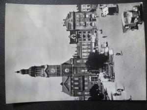 náhled knihy - Prostějov - budova radnice na náměstí 9. května, dílo arch. Kepky
