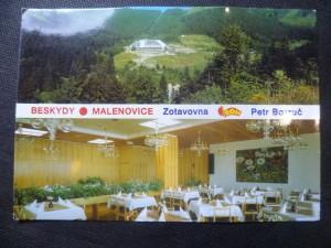 náhled knihy - Beskydy - Malenovice. Zotavovna ROH Petr Bezruč