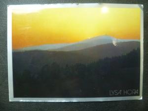 náhled knihy - Beskydy - Lysá hora (1323 m)