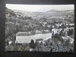 náhled knihy - Jáchymov - Sanatorium, M. Curie Sklodowské