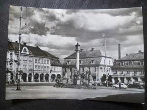 náhled knihy - Rumburk - náměstí Julia Fučíka