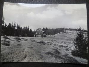 náhled knihy - Beskydy - Bezručova chata na Ropičce (pošta Smilovice u Č. Těšína