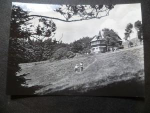 náhled knihy - Beskydy - chata na Girové - 839 m n. m. Bukovec - pošta Mosty u Jablunkova