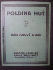 náhled knihy - Poldina Huť - nástrojové ocele