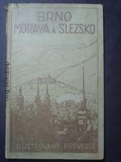 náhled knihy - Brno, Morava a Slezsko - ilustrovaný průvodce