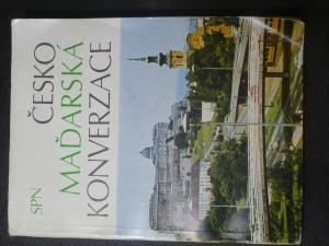 náhled knihy - Česko-maďarská konverzace