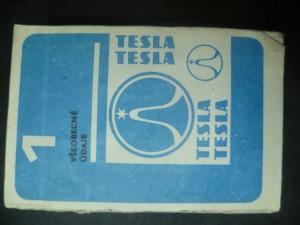 náhled knihy - Všeobecné údaje Tesla