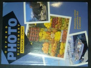 náhled knihy - Oxford Photo Dictionary Anglicko-český. Praktická cvičebnice pro potřebu škol a samoutků