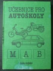 náhled knihy - Učebnice pro autoškoly M, A, B