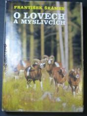 náhled knihy - O lovech a myslivcích