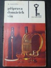 náhled knihy - Příprava domácích vín