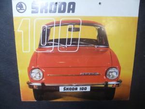 náhled knihy - Škoda 100