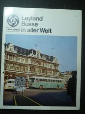 náhled knihy - Leyland Busse in aller Welt