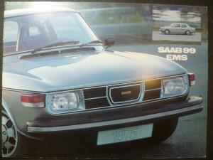 náhled knihy - SAAB 99 EMS