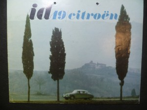 náhled knihy - ID19 / Citroën