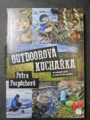 náhled knihy - Outdoorová kuchařka : od rodinných výletů po zimní horské expedice