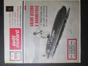 náhled knihy - Svět motorů 26. ročník, č. 51