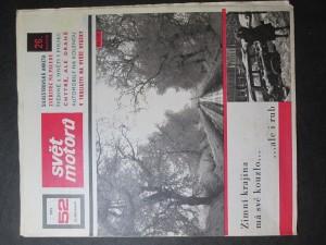 náhled knihy - Svět motorů 26. ročník, č. 52