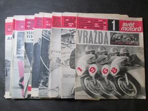 náhled knihy - Svět motorů, Ročník XXII, 1968, č. 1-3, 5, 6, 8, 9, 11, 13 - 18, 20, 24 - 26