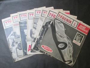 náhled knihy - Svět motorů Ročník XXIII 1969, č. 1, 4, 7 - 9, 11, 12, 51-52