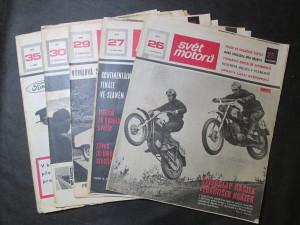 náhled knihy - Svět motorů 25. ročník, č. 26, 27, 29, 30, 35