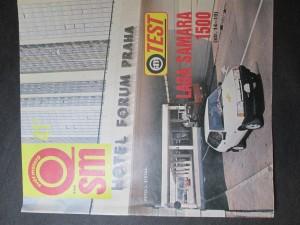 náhled knihy - Svět motorů 41/88, ročník 42