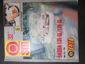 náhled knihy - Svět motorů 32/88, ročník 42