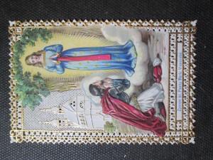 náhled knihy - Zjevení bl. Panny Marie Vranovské svatý obrázek