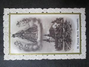 náhled knihy - Bl. Panna Marie Vranovská
