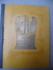 náhled knihy - Bilder deutscher Geschichte
