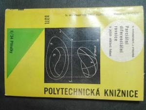 náhled knihy - Parciální diferenciální rovnice a jejich některá řešení