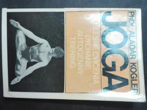 náhled knihy - Joga telesné cvičenia, dýchanie, autogénny tréning