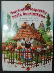 náhled knihy - Najveselšie rozprávky Pavla Dobšinského