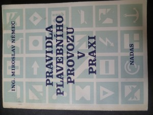 náhled knihy - Pravidla plavebního provozu v praxi