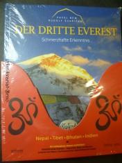 náhled knihy - Der Dritte Everest. Schmerzhafte Erkenntnis