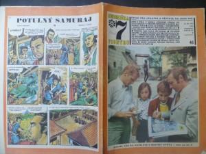 náhled knihy - Sedmička Pionýrů roč. V. (č. 45, 46, 48, 49, 51, 52)