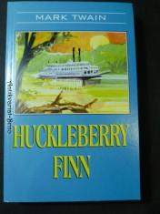 náhled knihy -  Huckleberry Finn