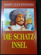 náhled knihy - Die Schatz-Insel